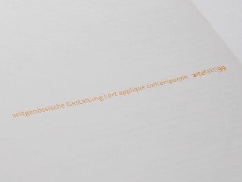 MartinBirrerDesign Artefakt99 001 Martin Birrer Design Bern