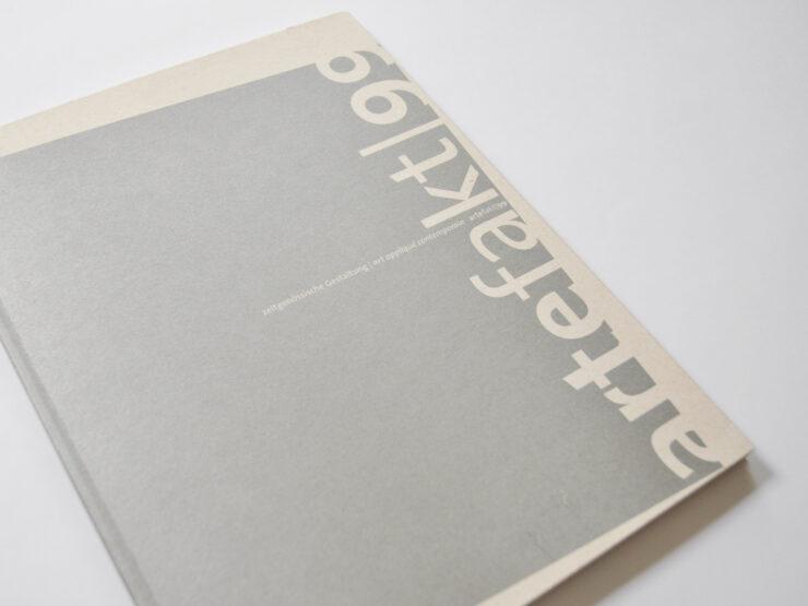 MartinBirrerDesign Artefakt99 02 Martin Birrer Design Bern