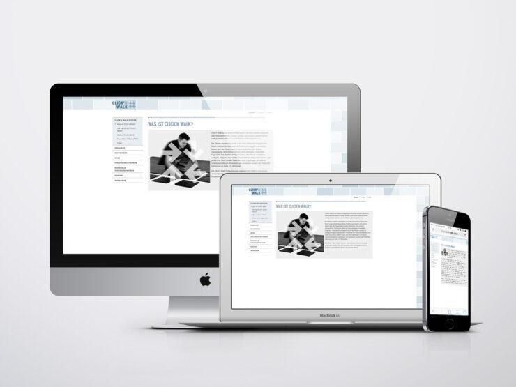 MartinBirrerDesign ClicknWalk 05 Martin Birrer Design Bern