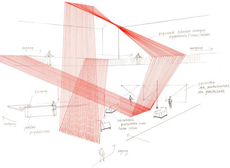 MartinBirrerDesign Einblick Skizze Martin Birrer Design Bern