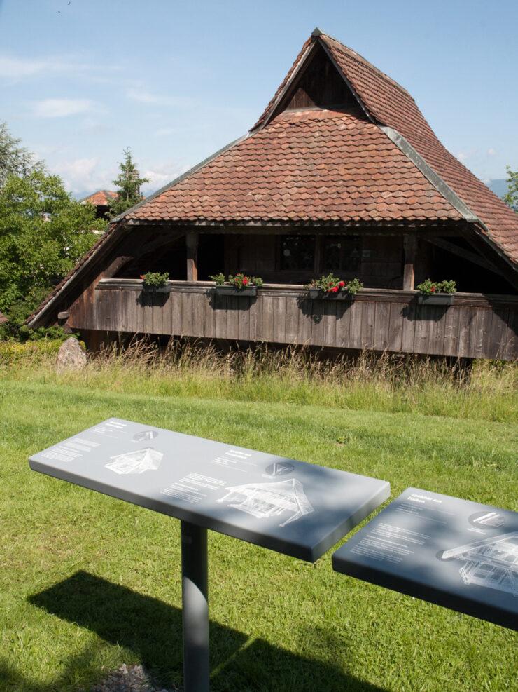 Martin Birrer Design Museum Wasseramt 05 Martin Birrer Design Bern