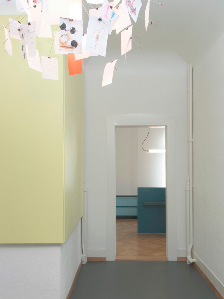 MartinBirrerDesign Kinderarztpraxis 05 Martin Birrer Design Bern