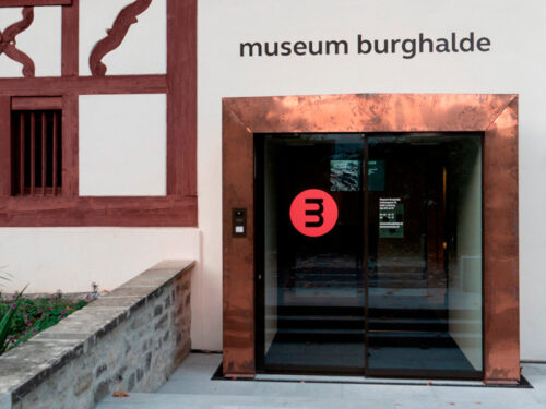 Martin Birrer Design Museum Burghalde Signaletik 001A Martin Birrer Design Bern