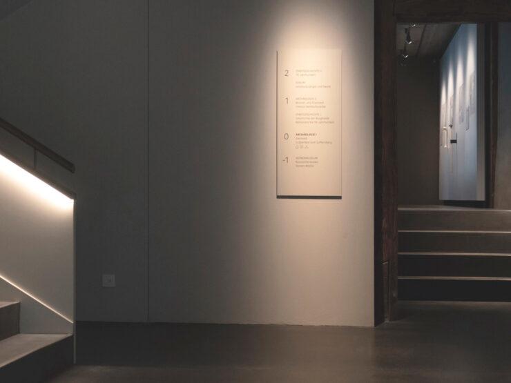 Martin Birrer Design Museum Burghalde Signaletik 04 Martin Birrer Design Bern