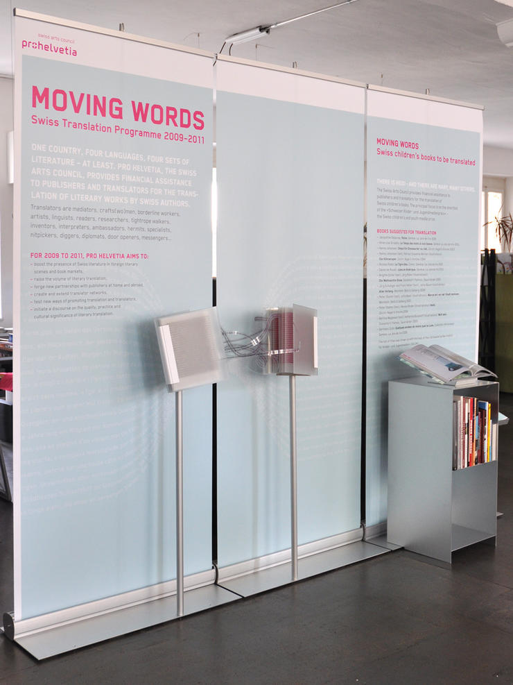 MartinBirrerDesign MovingWords 02 Martin Birrer Design Bern