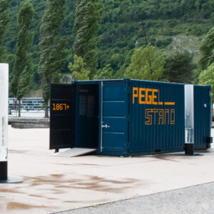 MartinBirrerDesign Pegelstand-Ausstellung 001 1 Martin Birrer Design Bern