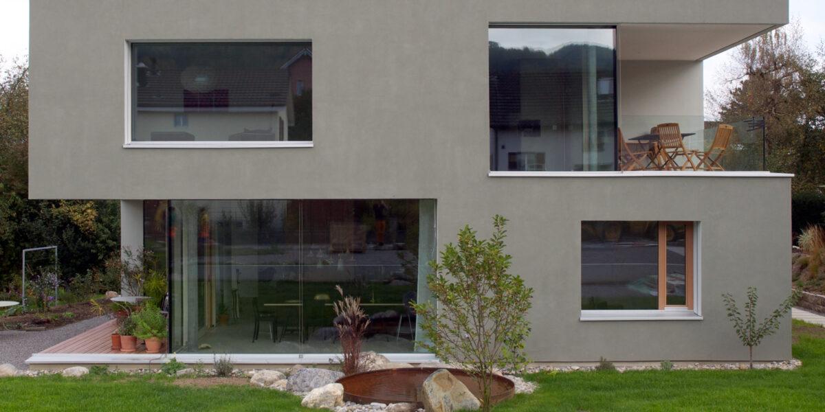 MartinBirrerDesign PrivatesHausprojekt 01 Martin Birrer Design Bern