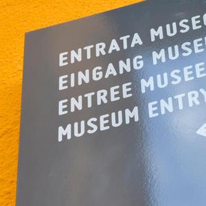 MartinBirrerDesign ZollmuseumBeschriftung 001 Martin Birrer Design Bern