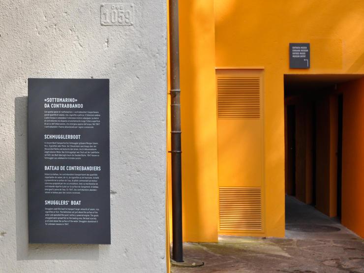 MartinBirrerDesign ZollmuseumBeschriftung 05 Martin Birrer Design Bern