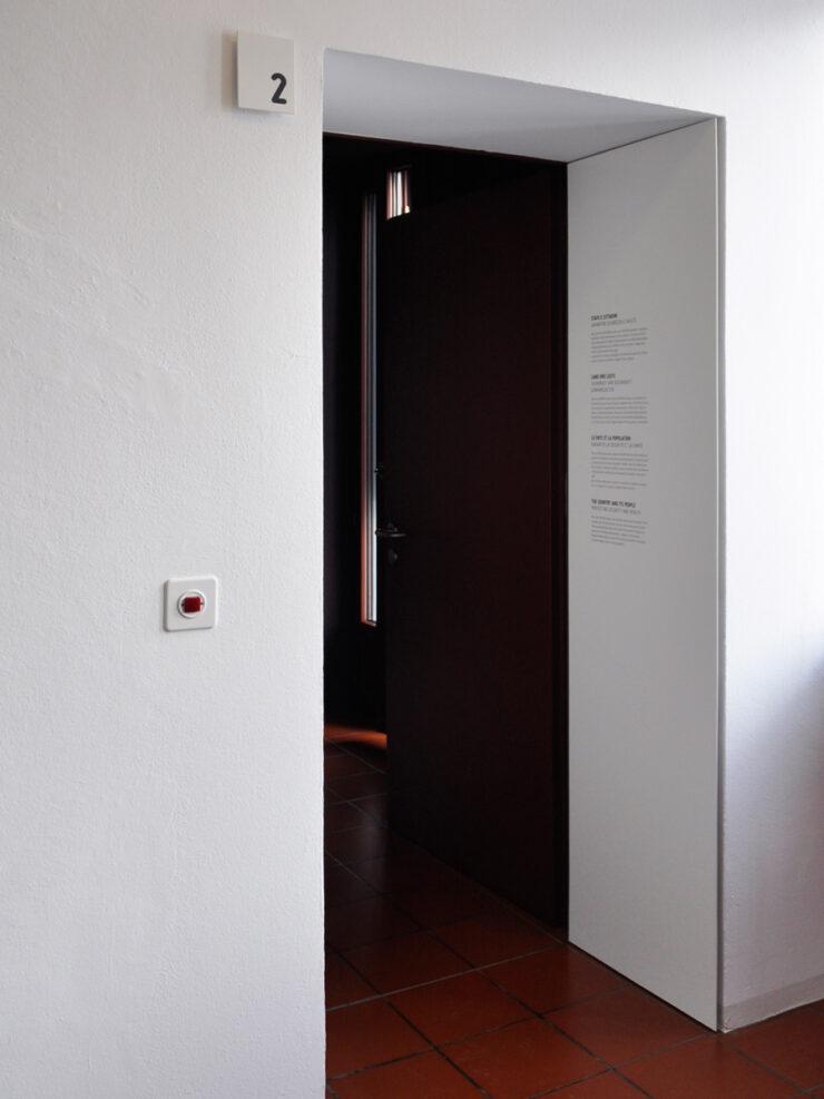 MartinBirrerDesign ZollmuseumBeschriftung 07 Martin Birrer Design Bern